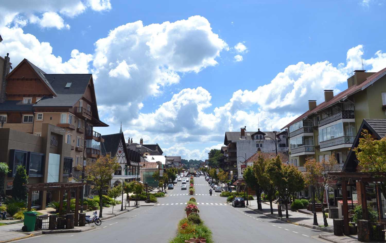 avenida de Gramado